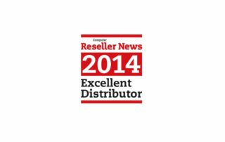 CRN 2014 Excellent Distributor
