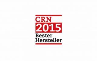 CRN 2015 Bester Hersteller